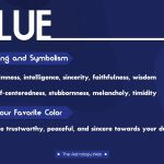 Blue Meaning Symbolism Favorite Color