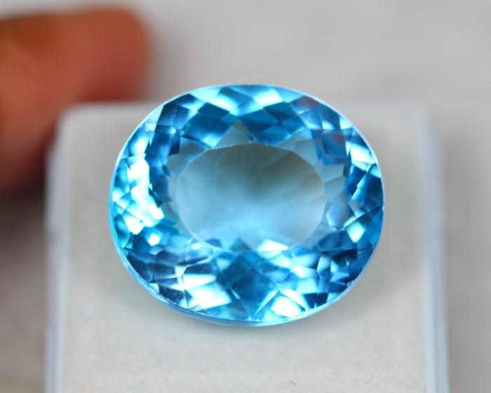 Capricorn Blue Topaz Birthstone