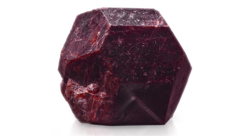 Capricorn Garnet Birthstone
