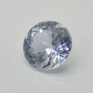 Gemini Birthstone White Sapphire