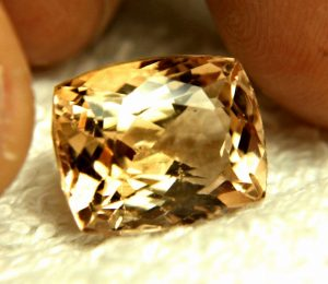 Leo Golden Topaz Birthstone