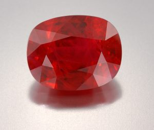 Leo Ruby Birthstone