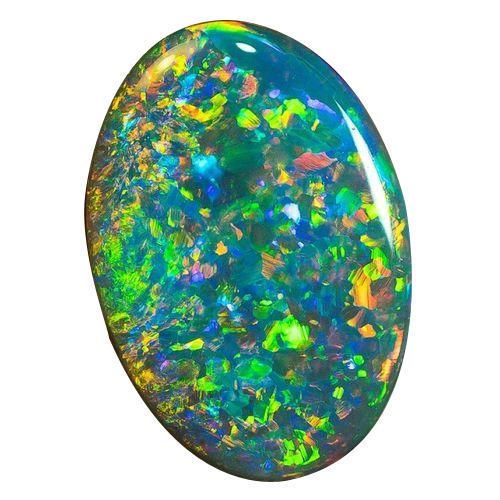 Libra Opal Birthstone