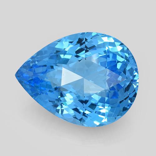 Sagittarius Blue Topaz Birthstone