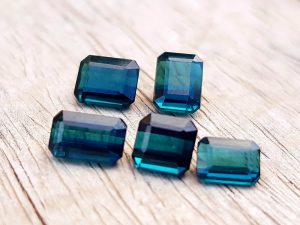 Taurus Birthstone Blue Tourmaline