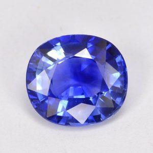 Virgo Blue Sapphire Birthstone