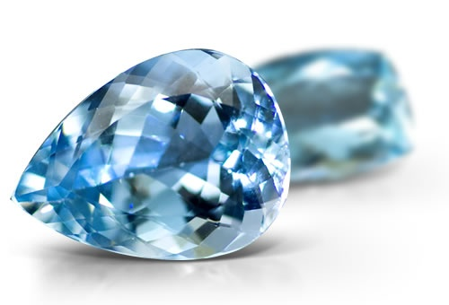 Aquarius Aquamarine Birthstone
