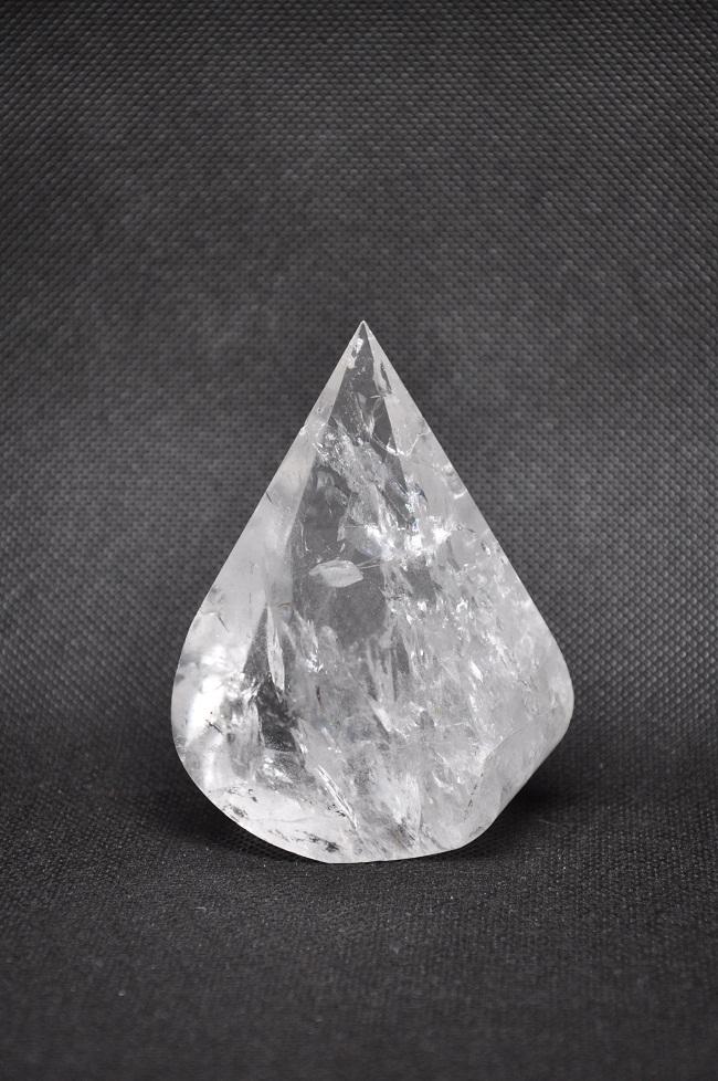 Pisces Rock Crystal Birthstone